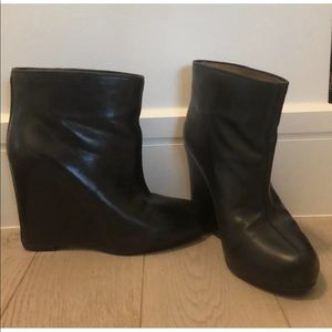 Maison Martin Margiela Boots Black 37 US 7